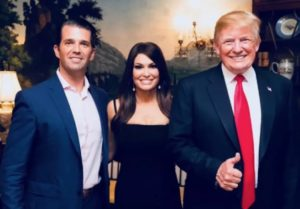 RELEASE: Donald Trump Jr and Kimberly Guilfoyle to Join Katie Arrington in Hilton Head