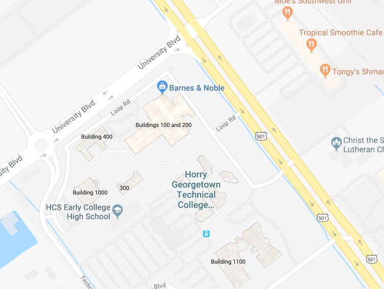 Hgtc Campus Map.Event Myrtle Beach Empowered Conference Palmetto Wire