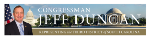 RELEASE – Jeff Duncan Files Pro-Life Legislation Ahead of the March for Life