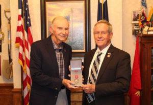 RELEASE – Congressman Joe Wilson Presents Lexington Resident With Bronze Star Medal